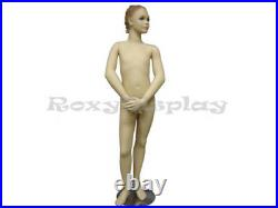 12 Years Old Fiberglass Children Mannequin Display Dress Form #MD-508F