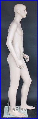 5 ft 7 in H Small Size Male Adult Full Size Mannequin Teenage Boy Makeup CB19FT
