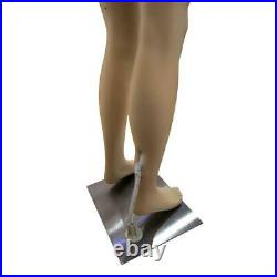 6FT Male Mannequin Make-up Manikin /w Stand Plastic Full Body Realistic 72