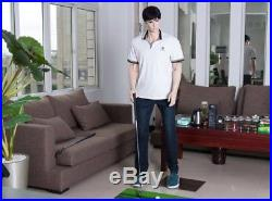 6 Tall 36 30 37 Completely Posable Male Mannequin Can Sit or Stand Mm1 Made
