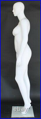 6 ft 1 in PLUS SIZE Female Mannequin Abstract Head PLUS BODY TORSO FORM PLUS-88