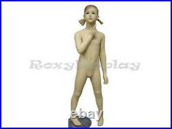 7T Years Old Fiberglass Children Mannequin Display Dress Form #MD-509F