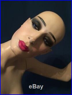 Adel Rootstein Vintage Female Mannequin Dawn A23 Ten Teens Collection