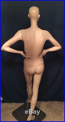 Adel Rootstein Vintage Female Mannequin Susanna G1 Calendar Girls