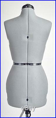 Adjustable Dress Form Mannequin Sewing Dressform Family Sew Petite