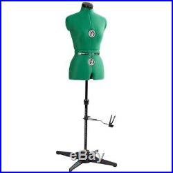 Adjustable Mannequin For Sewing Multisize Dressmaker Dummy Dress Form With Stand