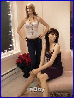 Almax Female Mannequins 6 Full Body From Italy Beautiful