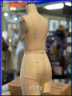 Alvanon Alva Form Half Scale Dress Form Size 6