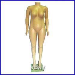 Brazilian Plus Size Female Mannequin