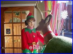 Child mannequin windows Christmas, girl clothesdisplay, hand made manikin Kim