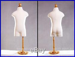Children Foam Form Mannequin Manequin Manikin Dress Form Display #11C2T