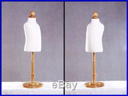 Children Jersey Form Mannequin Manequin Manikin Dress Form Display #C06M