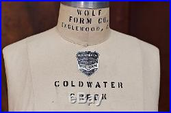 Coldwater Creek Wolf Form Co Dress Form Model 1998 FREE SHIPPING
