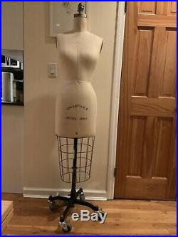 Collapsible Mannequin Size 8 Model 2007 Professional Mannequin