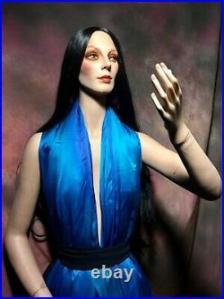 DG WILLIAMS Mannequin Female Full Realistic RARE Vintage 60s Creepy Spooky