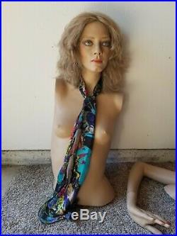 Decter Vintage Full Body Female Mannequin