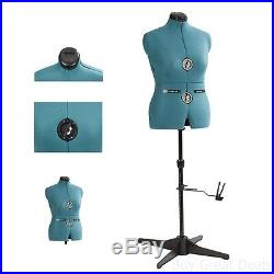 Dress Form Mannequin Professional Sewing Stand Female Size Small Adjustable New