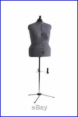 Dritz 1754D Twin-Fit Dress Form, Full Figure