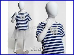 Egghead Little Child Mannequin Dress Form Display #MZ-CD2