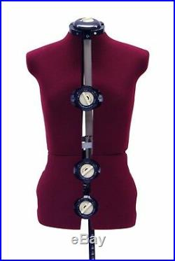 Female Adjustable Sewing Dress Form Small
