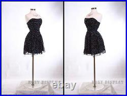 Female Historical Mannequin Dress Form Hard Form #FH01W+BS-04