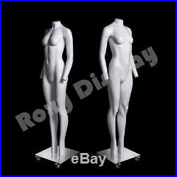 Female Invisible Ghost Mannequin Manikin Display Dress Form #MZ-GH2-S