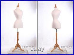 Female Jersey Form Mannequin Manequin Manikin Dress Form #FH01W+BS-01NX