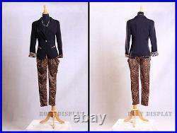 Female Mannequin Manequin Manikin Dress Form #F2BLG+BS-01NX