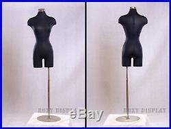 Female Mannequin Manequin Manikin Dress Form #F2BLG+BS-04