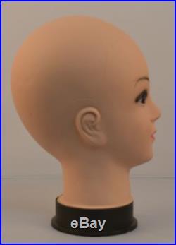 Female Mannequin Manikin Model Face Head, Display, Wig, Hat 11
