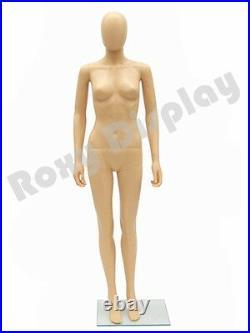 Female Plastic Unbreakable Mannequin Display Dress Form Display #PS-SF6FEG