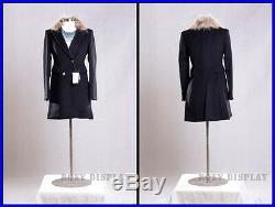 Female Size 10-12 Mannequin Manequin Manikin Dress Form #F10/12W+BS-04