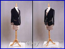 Female Small Size Mannequin Manequin Manikin Dress Form #FBSW+BS-01NX