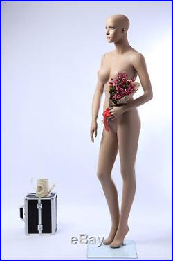 Female mannequin 35/28/35, 5 ft 10 tall, sexy hand made manikin-Katie+1wig LY