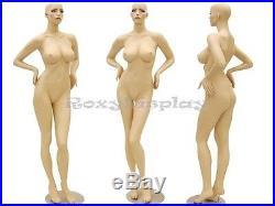 Fiberglass Dummy Mannequin Manequin Sex Dress form Clothing Display MD-ACK1X