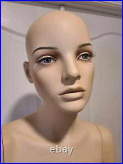 Genesis Mannequin Realistic Female Jamie from New Generations Collection