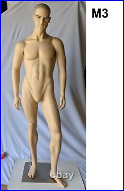 Hyper Realistic Euro Male or Female Mannequin 1 PC Only LOCAL PICKUP LOS ANGELES