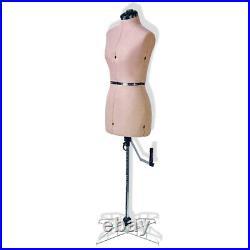 Janome Artistic Dress Form Size Medium Dressmaking Dummy Model Dummie Tailors