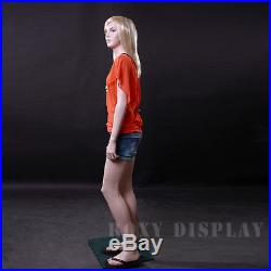 Kids Children Realistic Mannequin Manequin Manikin Dress Form Display #MZ-SK09