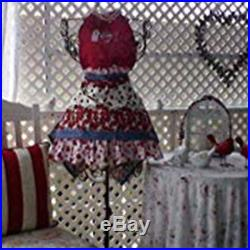 Lady Metal Mannequin Stand Dress Form Sewing Pattern Making Seamstress Tailor