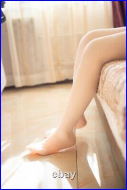 Lifelike Silicone Female long Legs Feet Mannequin Shoes Socks Display feet Model