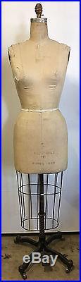 MODERN FORM, dress form size 10, Model 1990