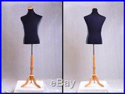 Male Mannequin Manequin Manikin Dress Body Form #33M02+BS-01NX