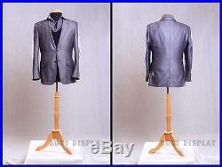 Male Mannequin Manequin Manikin Dress Form #MBSB+BS-01NX