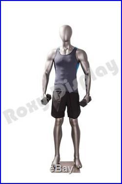 Male Mannequin Muscular Body Dress Form Display #MC-JSM03