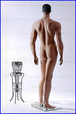 Male mannequin live mannequin full body handmade manikin -Jim