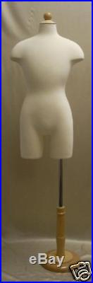 Mannequin Dress Form Display 12 years old child #11C12T