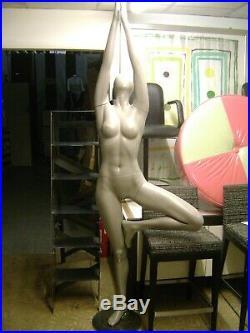 Mannequin Female Yoga Pose
