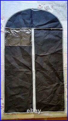New Vintage Style Black Metal Mannequin Dress Form/Display Rack with Garment Bag