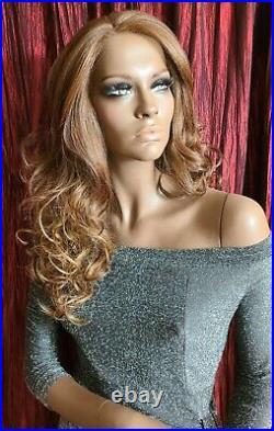 Patina V Female Mannequin Rebecca Realistic